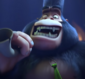 Gorila presentador un rescate de huevitos