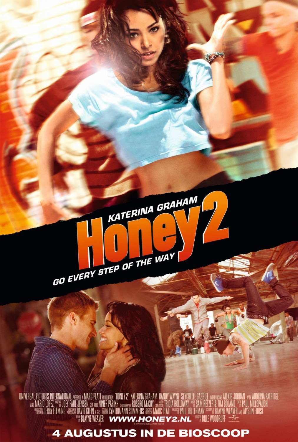 Honey: La reina del baile 2
