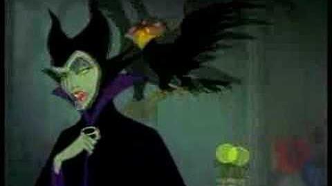 Sleeping Beauty-Maleficent(1 6)Maléfica Spanish 2001Español