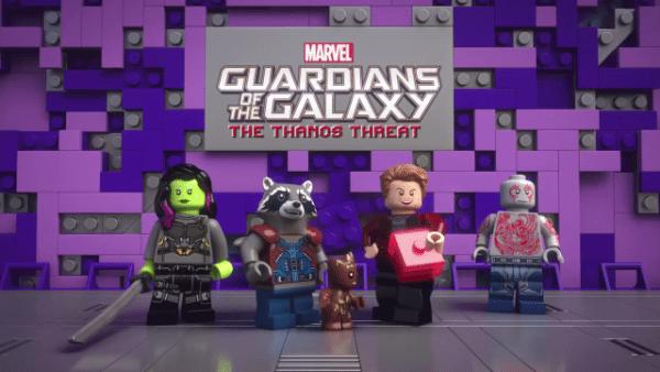 LEGO Marvel Superhéroes Guardianes de la galaxia: La amenaza de Thanos