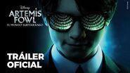 Artemis Fowl- El Mundo Subterráneo, de Disney – Tráiler oficial -2 (Doblado en español latino)