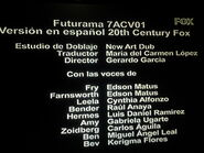 FUTURAMA 7ACV01