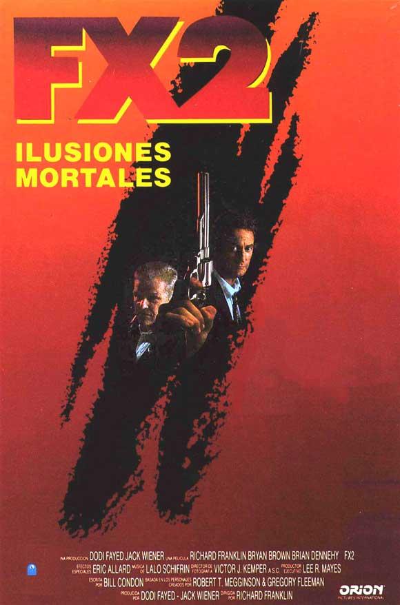 F/X 2: Ilusiones mortales