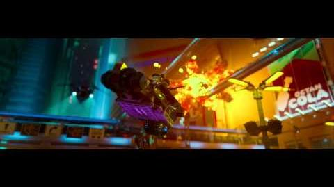 """LA GRAN AVENTURA LEGO - Accidente 15"""" HD - Oficial de Warner Bros"""