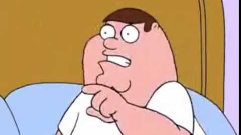 Peter Griffin - Tienes una mente enferma!