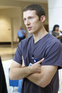 Zach Gilford as Dr. Brett Robinson