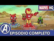 -6 Marvel Funko Battleworld- La batalla de los munos