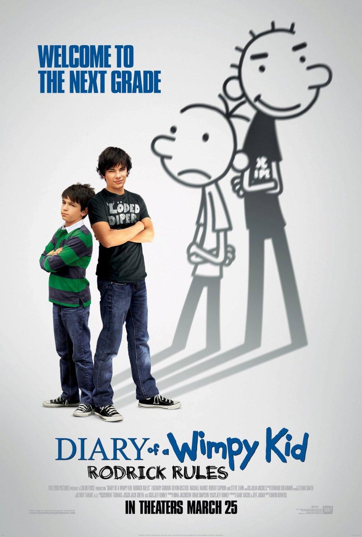 El diario de un chico en apuros 2