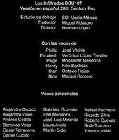 Doblaje Latino de The Americans (1ª Temp. - Cap. 8)