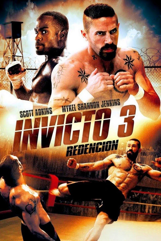 Invicto 3: La redención