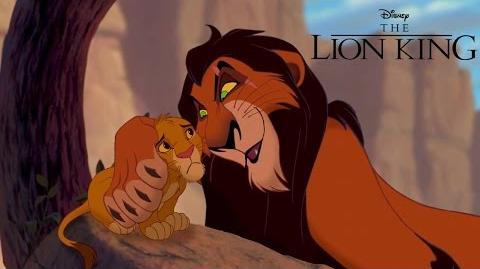"""Momento Disney """"Te Conviene Ensayar Ese Rugido"""""""