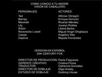S09E06 Visión de Caballero