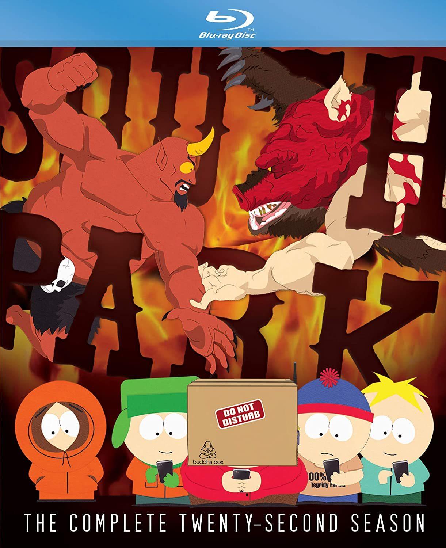 Anexo:22ª temporada de South Park