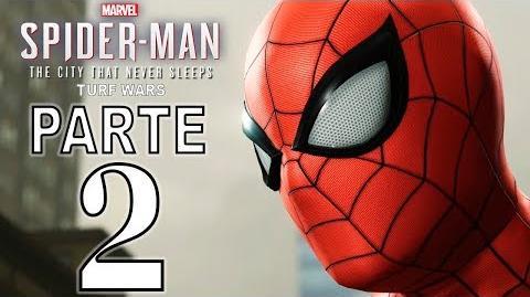 Spider-Man Turf Wars Gameplay en Español Latino Parte 2 - No Comentado (PS4 Pro)