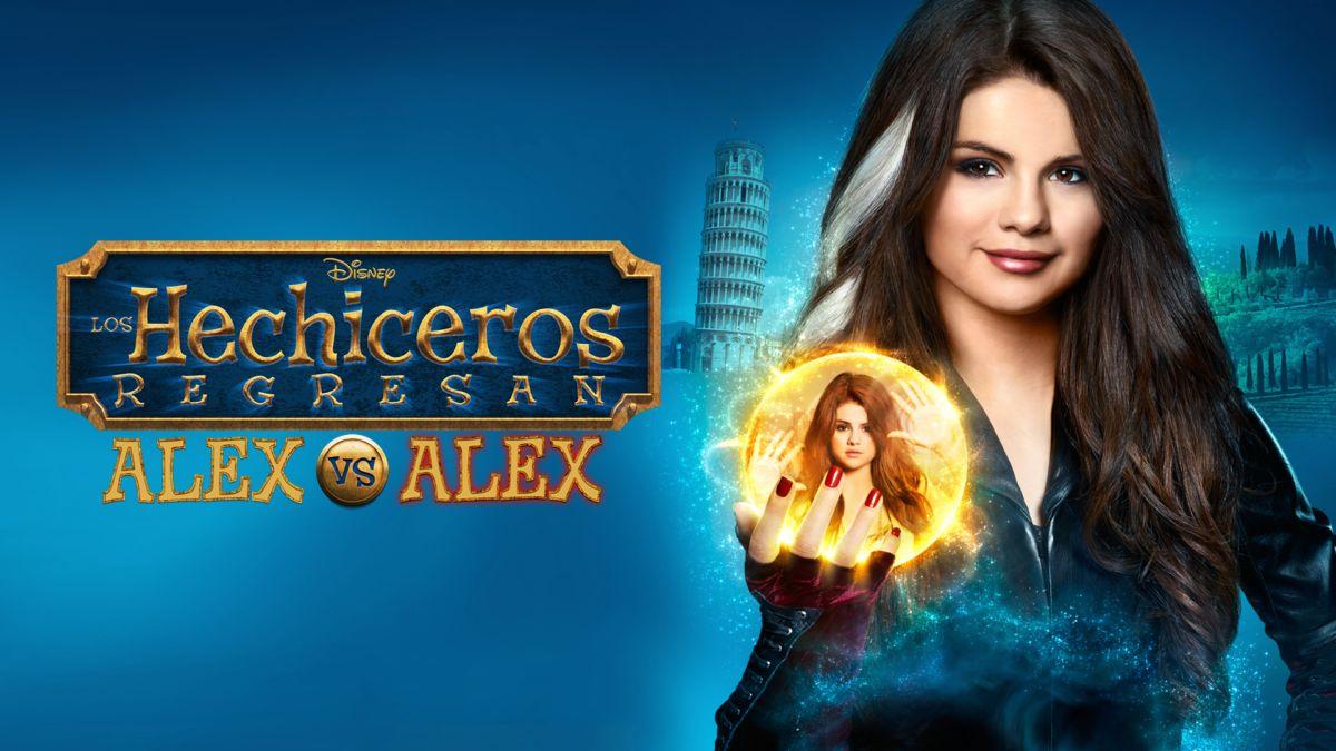 Los hechiceros regresan: Alex vs. Alex