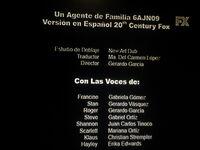UN AGENTE DE FAMILIA 6x09