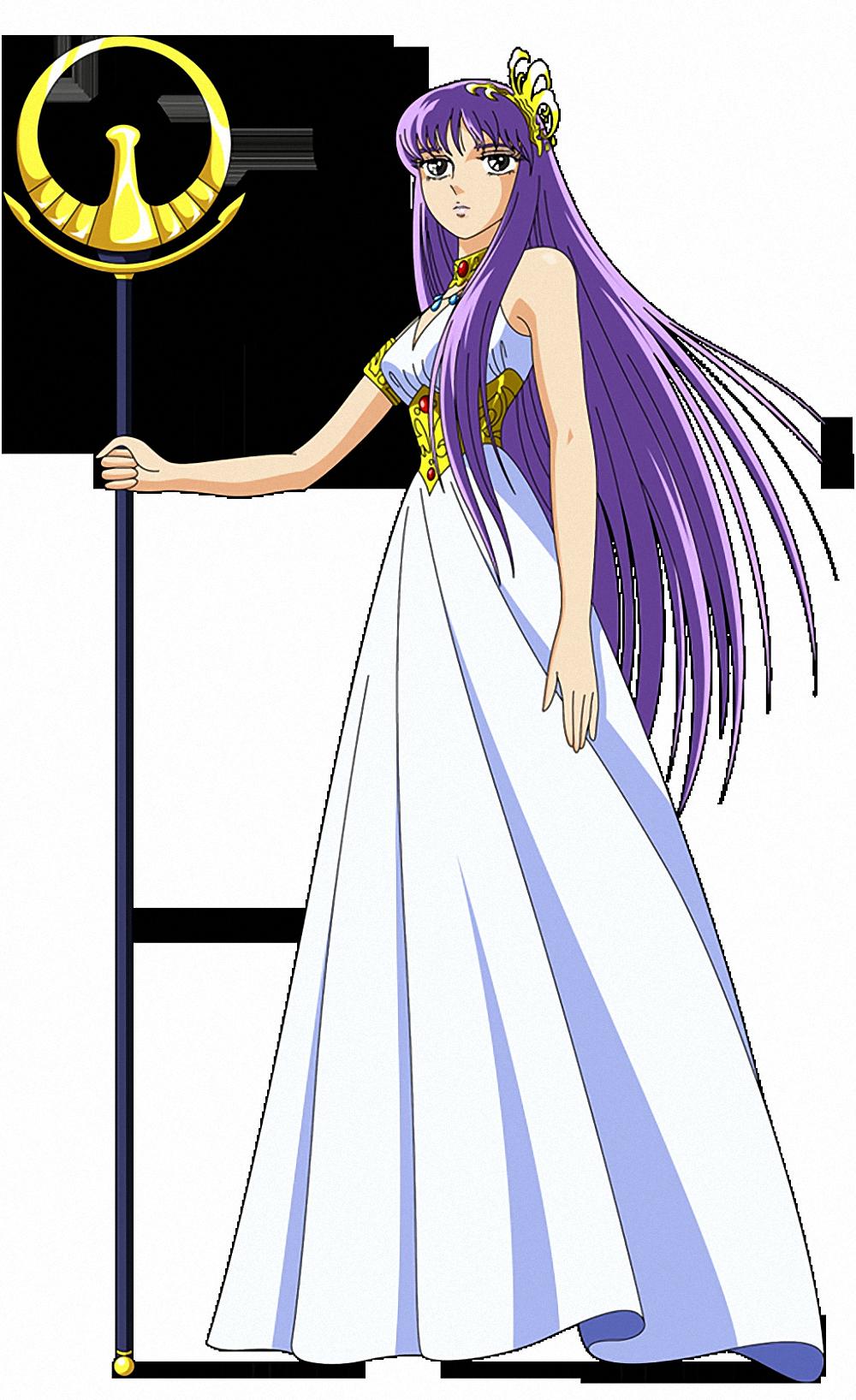 Athena (Los Caballeros del Zodiaco)