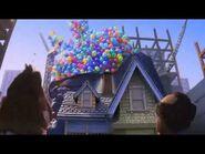Disney Pixar Up Trailer español latino -HQ- tvdisneyc