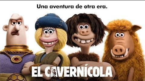 El Cavernícola Tercer Tráiler oficial Doblado al español