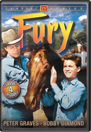 Furia, el caballo