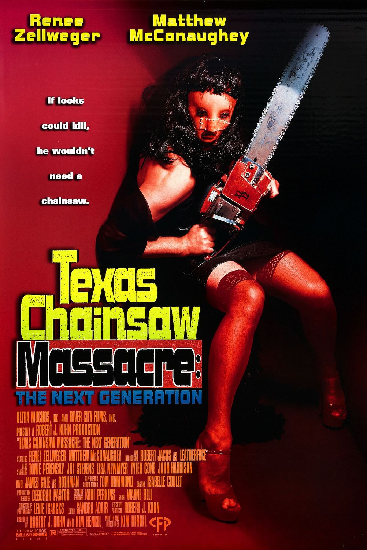 La masacre de Texas: La nueva generación