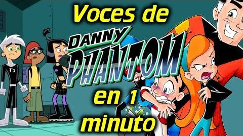 Voces de DANNY PHANTOM en 1 minuto- -25