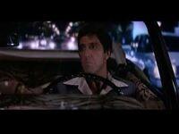 """""""Yo me merezco el mundo y lo que hay en él"""" - Tony Montana -- Scarface (1983) -- Doblaje mexicano"""