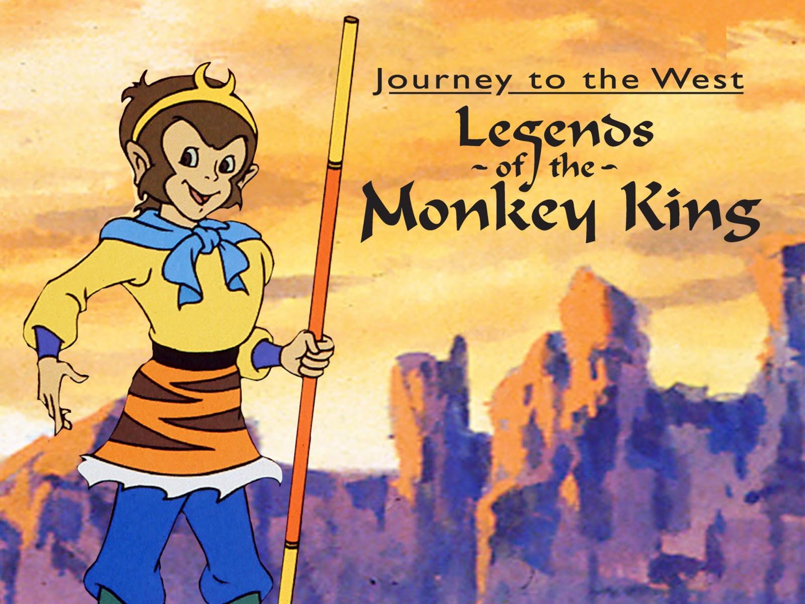 El viaje al occidente: Las leyendas del Rey Simio