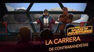 Halcón Milenario - Carrera de contrabandistas Star Wars Galaxy of adventures