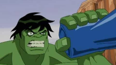 Hulk contra el mundo