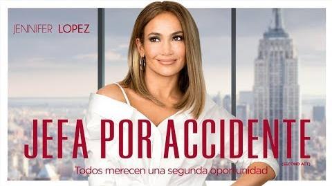 JEFA POR ACCIDENTE (Second Act) - Trailer Español latino