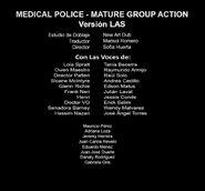 Medical Police - Credits E4