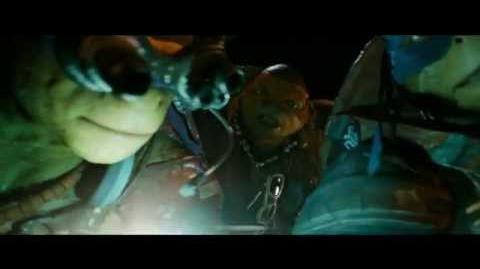 Tortugas Ninja Palitos Chinos TV spot