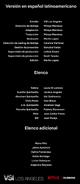 Créditos doblaje Selena La serie (temp. 2 ep. 1)