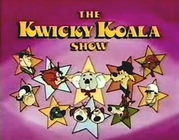 El show de Kwicky Koala