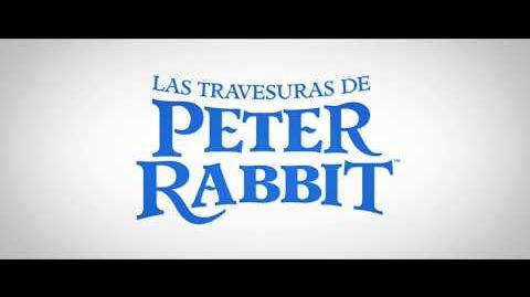 LAS TRAVESURAS DE PETER RABBIT TV SPOT-2