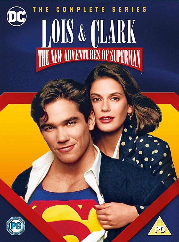 Luisa y Clark: Las nuevas aventuras de Superman