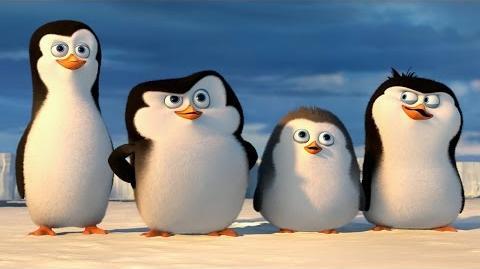 Los Pinguïnos de Madagascar Adelanto Exclusivo 2014
