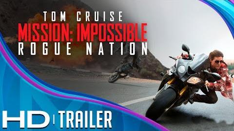 MISSION IMPOSSIBLE- ROGUE NATION - Nuevo Tráiler - Español Latino - HD