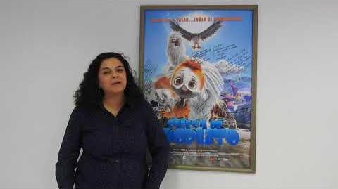 María Fernanda Morales te invita a ver CABEZA DE CHORLITO este 13 de abril ¡Sólo en cines!