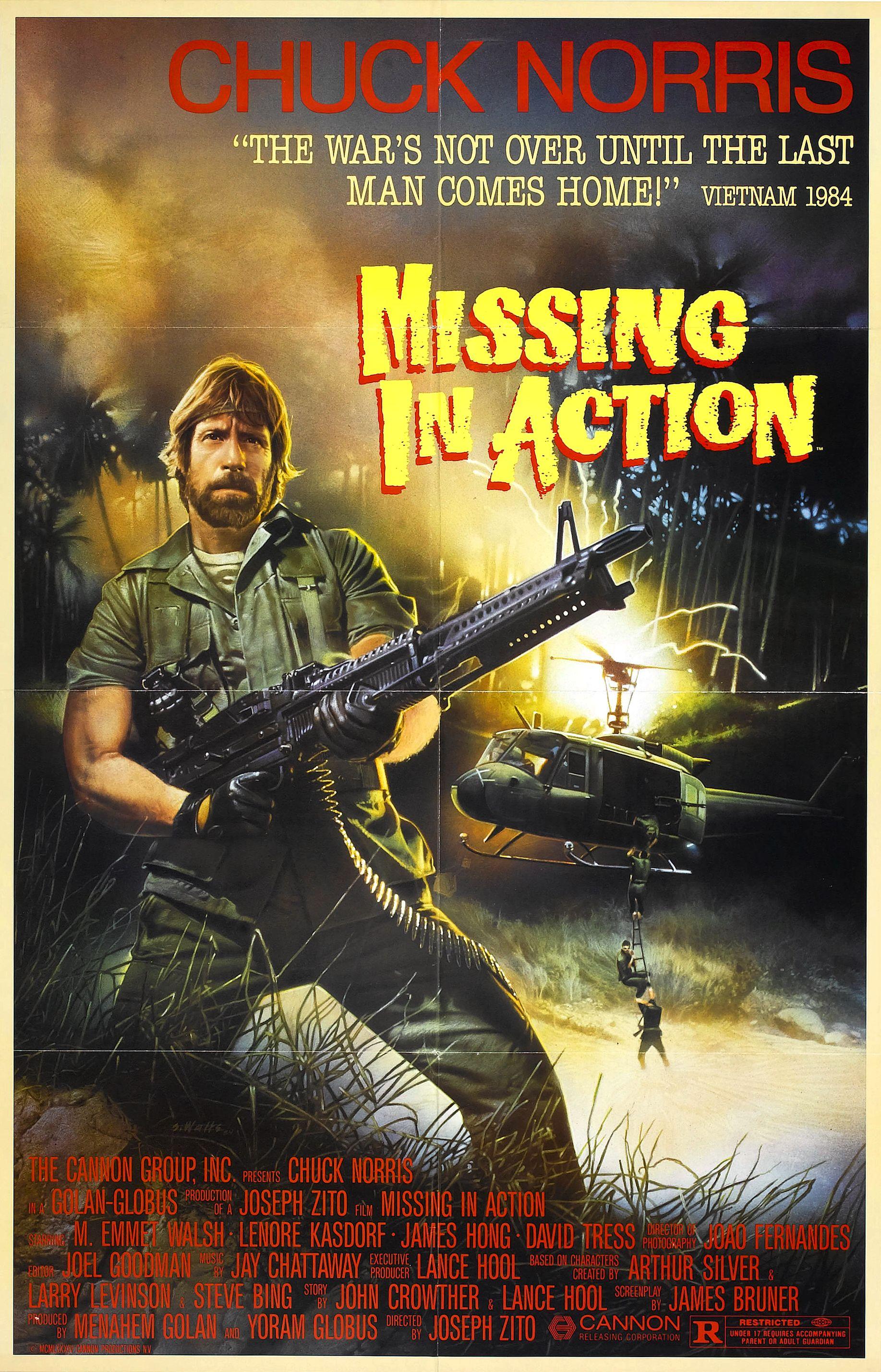 Desaparecido en acción