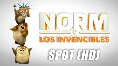 Norm y Los Invencibles - Norm Of The North - TV Spot Doblado (HD)