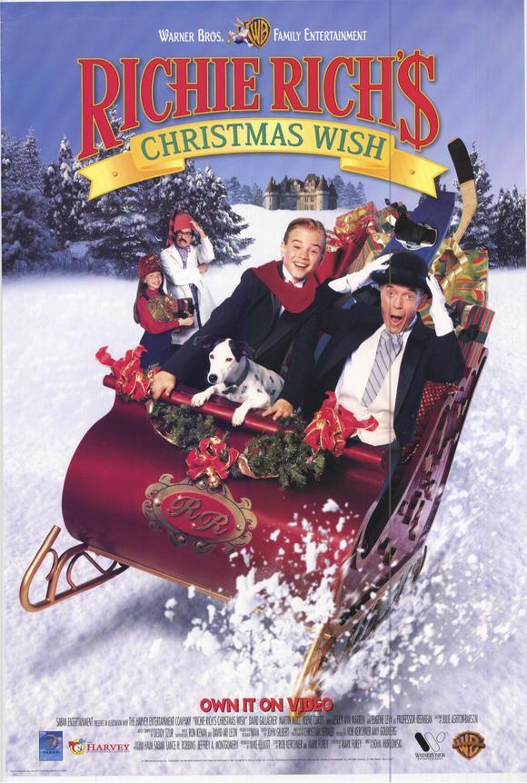 La Navidad de Ricky Ricón