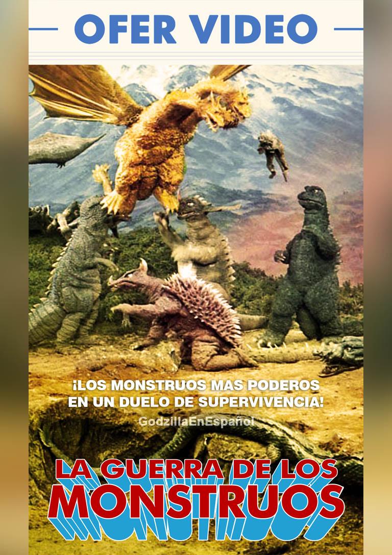 La guerra de los monstruos