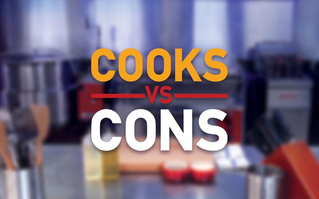 Cocineros vs. Impostores