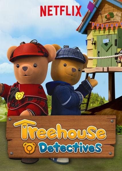 Los detectives de la casa del árbol