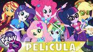 My Little Pony en español - Festival de música de las Estrella - PELÍCULA COMPLETA - Equestria Girls