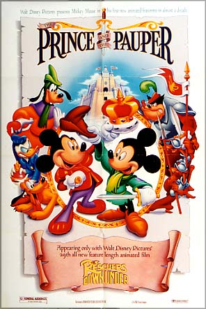 El príncipe y el mendigo (1990)