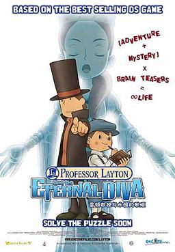 867239/Propuesta de Doblaje de Profesor Layton y La diva Eterna