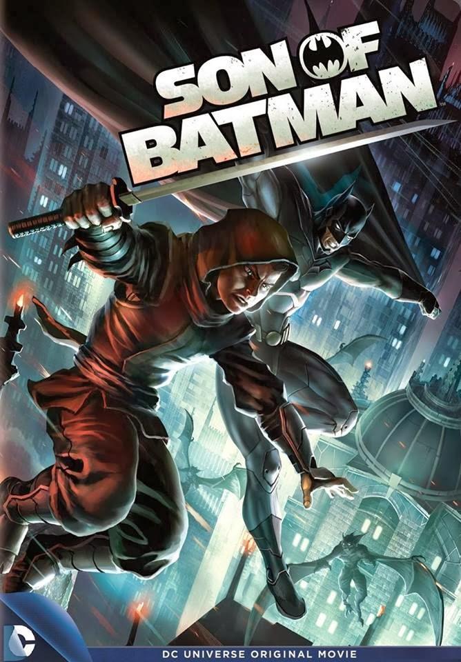 El hijo de Batman